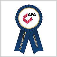 American Fence Association, Blue Ribbon Company