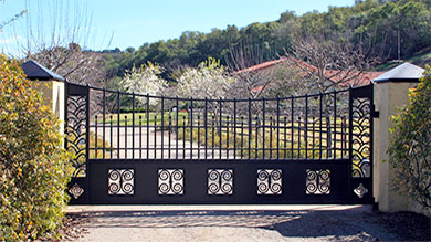 Custom Gate Design