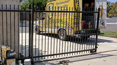 Gate Opener Repair & Maintenance