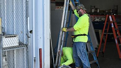 Garage/Commercial Overhead Door & Opener Repair