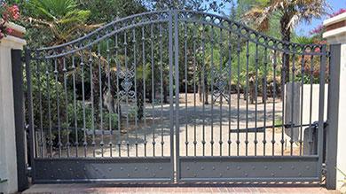 Residential Gate Opener Installation