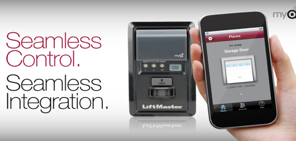 Liftmaster MyQ technology