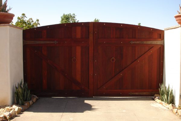 Double Swing Gates, Camarillo
