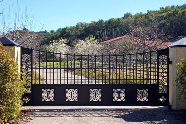 Swing Gate, Santa Ynez Valley
