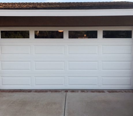 STANDARD STEELL SECTIONAL GARAGE DOOR
