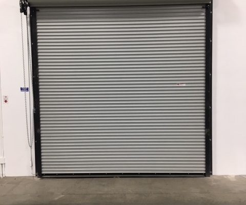 Porvene Model 420 Rolling Steel Doors (1), Camarillo, CA
