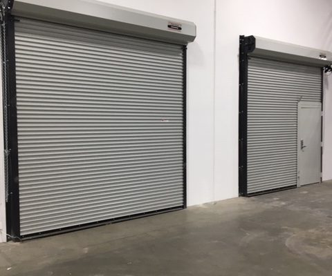 Porvene Model 420 Rolling Steel Doors (2), Camarillo, CA