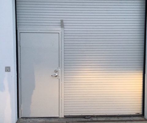 Porvene Model 420 Rolling Steel Doors (3), Camarillo, CA