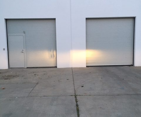 Porvene Model 420 Rolling Steel Doors (5), Camarillo, CA